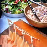 BBQ Sides - Cheese, Coleslaw And Salads