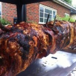 Spitting Pig Hog Roast