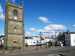 Coleford_Market_Place