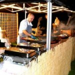 Serving Chefs - Hog Roast Highnam