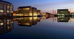 Gloucester_Docks